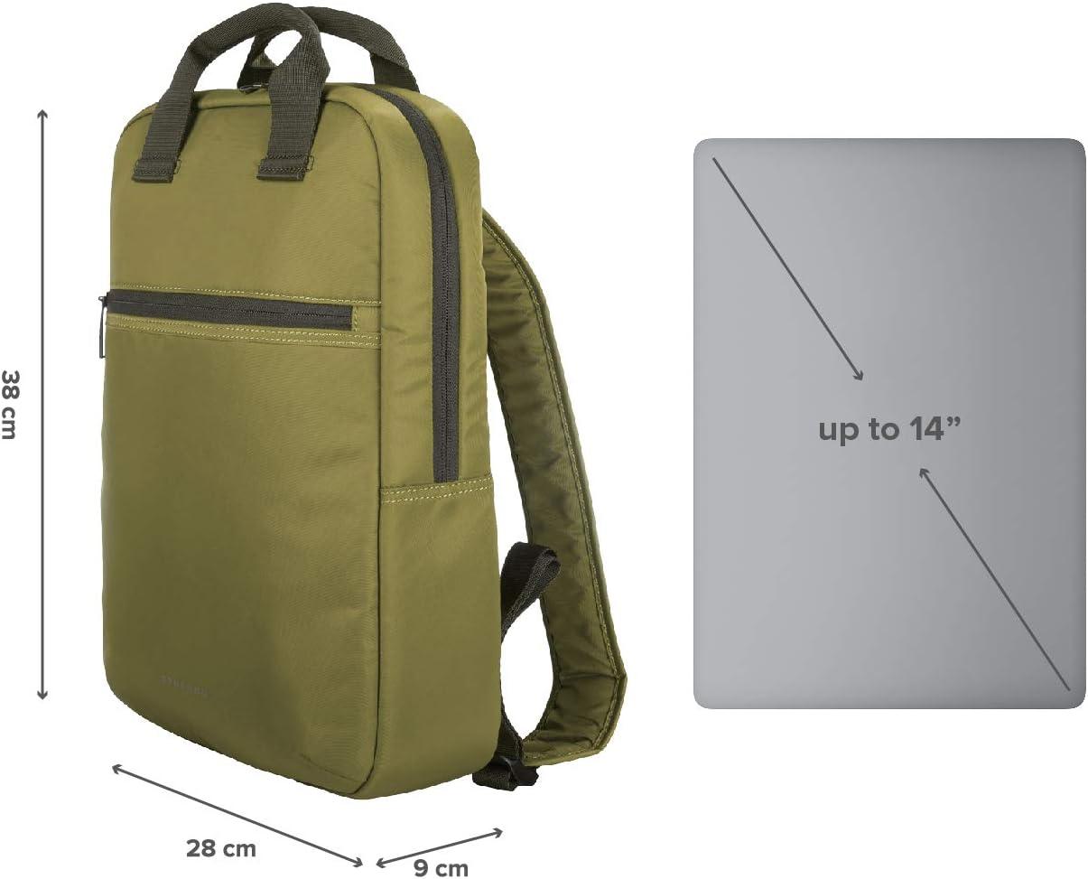 lUniversit/é MacBook iPad et Tablette Lux est Un Sac /à Dos pour Le Travail Poches Int/érieures Rembourr/ées pour Ordinateur Tucano-Sac /à Dos Color/é pour Ordinateur 13 14 15 Pouces Femme et Homme