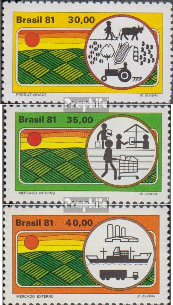 Prophila Collection Brasil 1807-1809 (Completa.edición.) 1981 ...