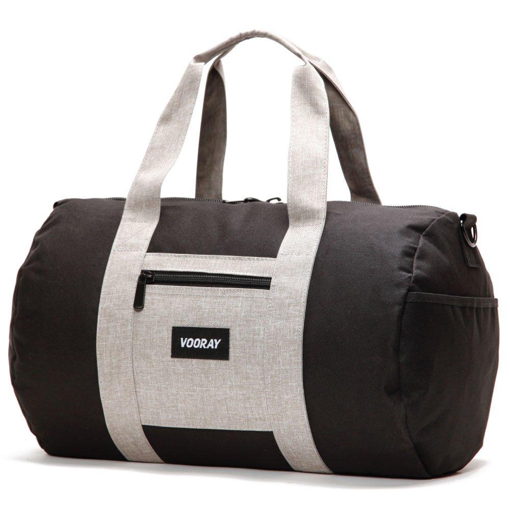 Black Marble Vooray Roadie 16 Small Gym Duffel Bag