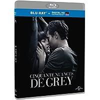 Cinquante Nuances de Grey BRD [Édition spéciale - Version longue + Version cinéma - Blu-ray + Copie digitale] [Import italien]