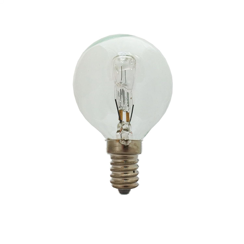 Kosnic 18w halogen low energy golf ball (dimmable SES E14 small screw) Amazon.co.uk Lighting  sc 1 st  Amazon UK & Kosnic 18w halogen low energy golf ball (dimmable SES E14 small ... azcodes.com