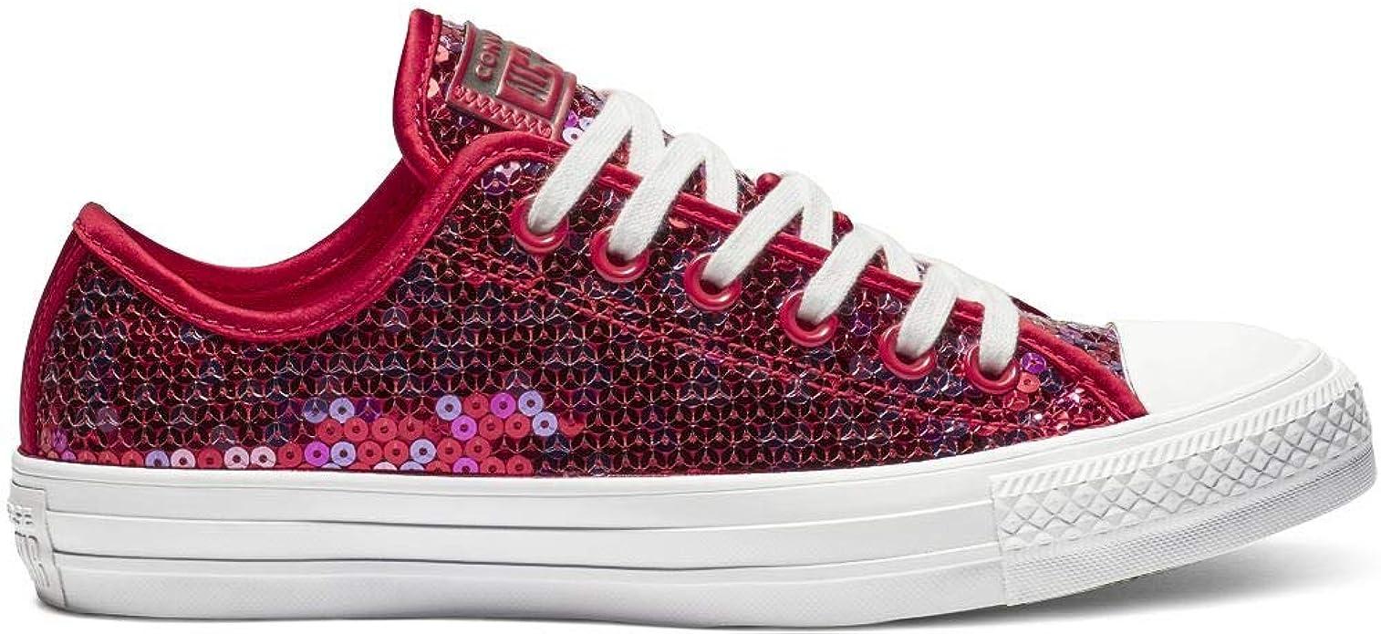 Converse CTAS OX 562448C Cherry Red