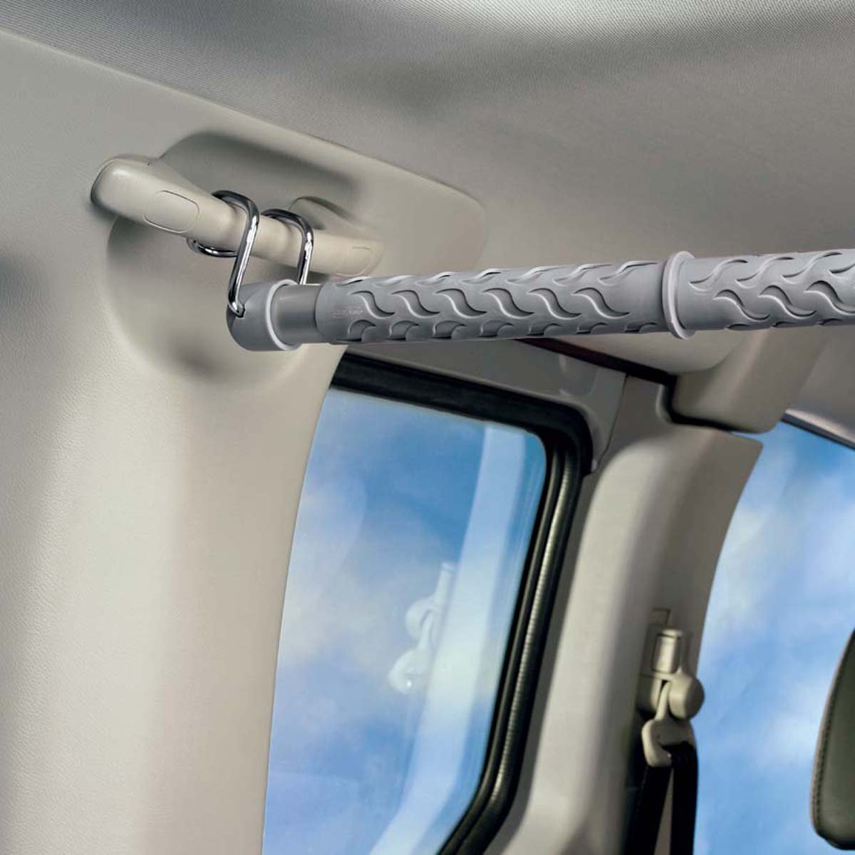 amazon com high road heavy duty expandable car clothes hanger bar