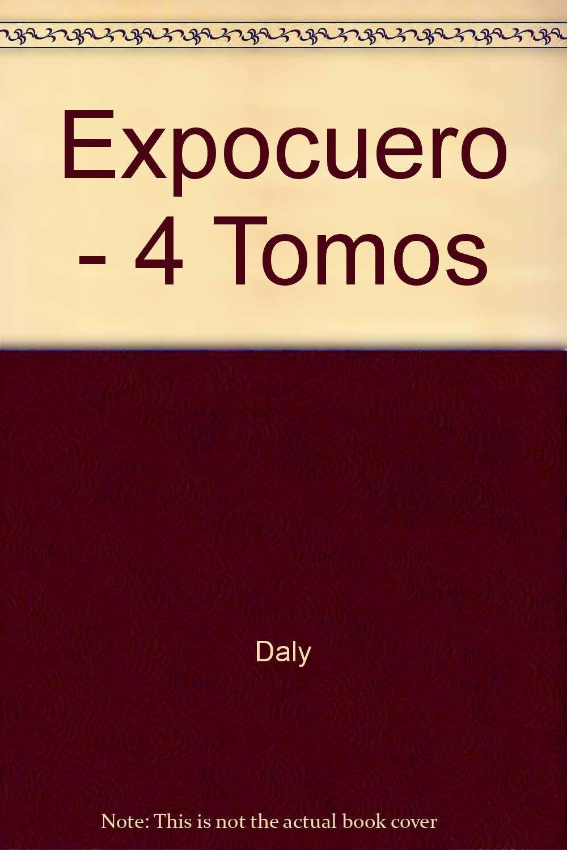 Expocuero - 4 Tomos (Spanish Edition)