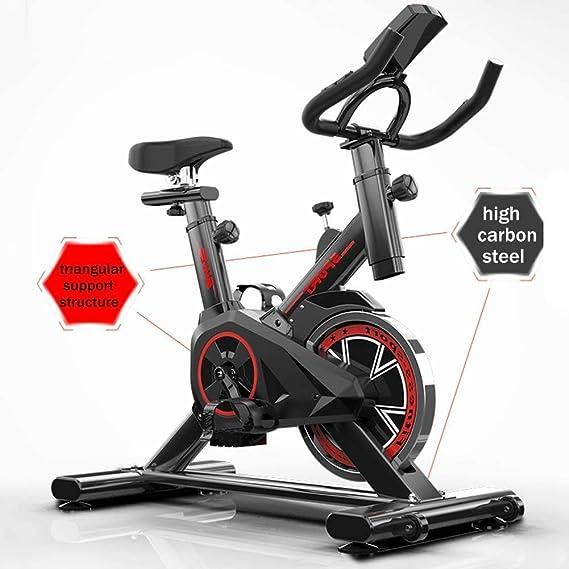 YMXLXL F-Bike, Bicicleta EstáTica con Sensores De Pulso De Mano ...