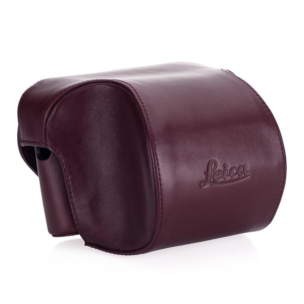 Leica Ever ready case, Nappa bordeaux [並行輸入品]   B019SZ93QY