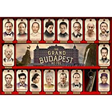 Gabriela 20 x 14 inch or 34 x 24 inch The Grand Budapest Hotel Ralph Fiennes F. Murray Abraham Mathieu Amalric Waterproof Poster (Bathroom, Outdoors wherever you like) By (20x14 inch)