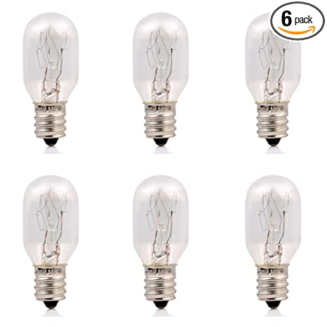15 Watt Himalayan Salt Lamps Bulbs And Night Lights Replacement