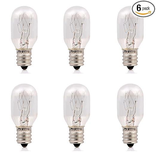 15 Watt Himalayan Salt Lamps Bulbs and Night lights Replacement Light bulbs  lamps 2 15