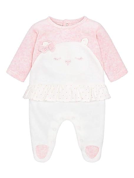 Mayoral 18-02754-031 - Pijama para bebé niña 0-1 Mes