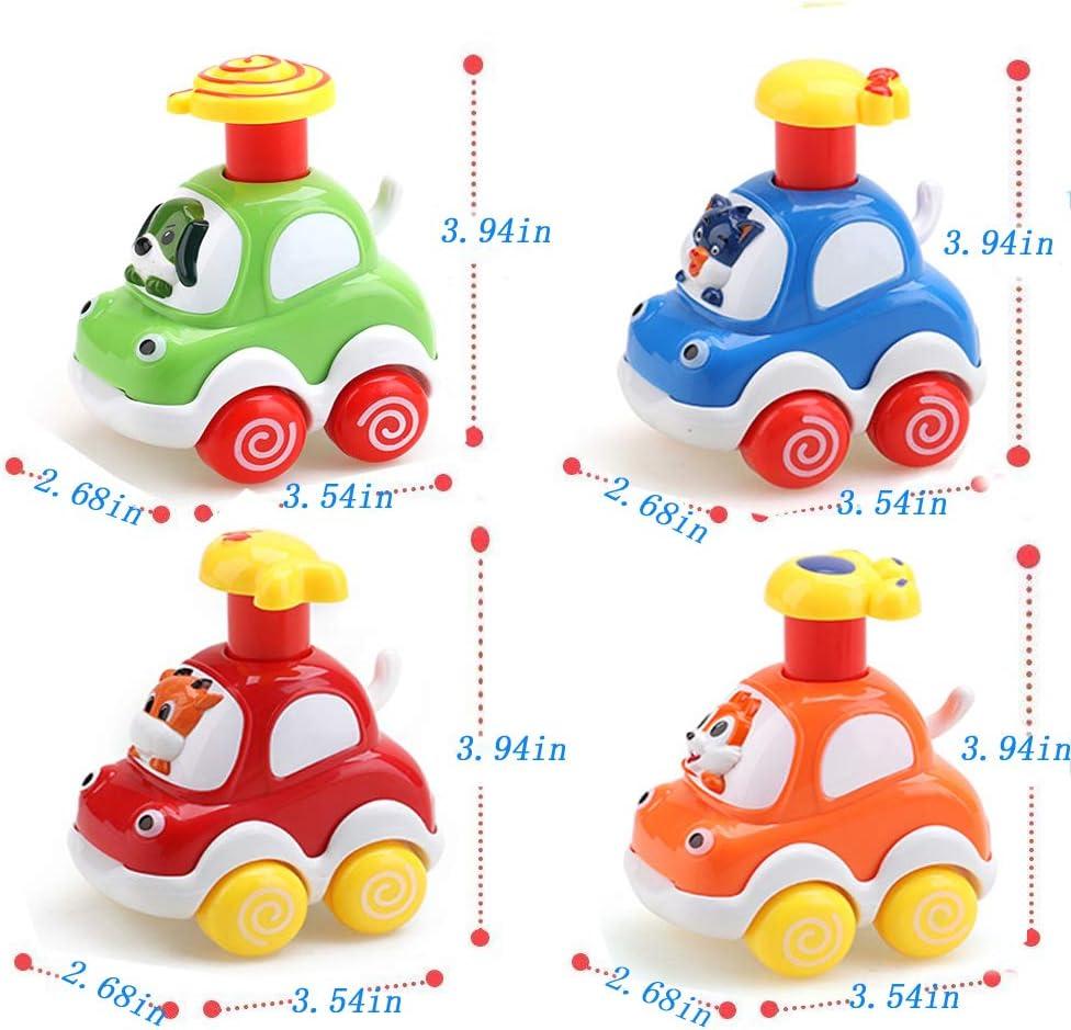 Amy&Benton Auto Spielzeug für Baby Kleinkinder 1 2 3 jährige