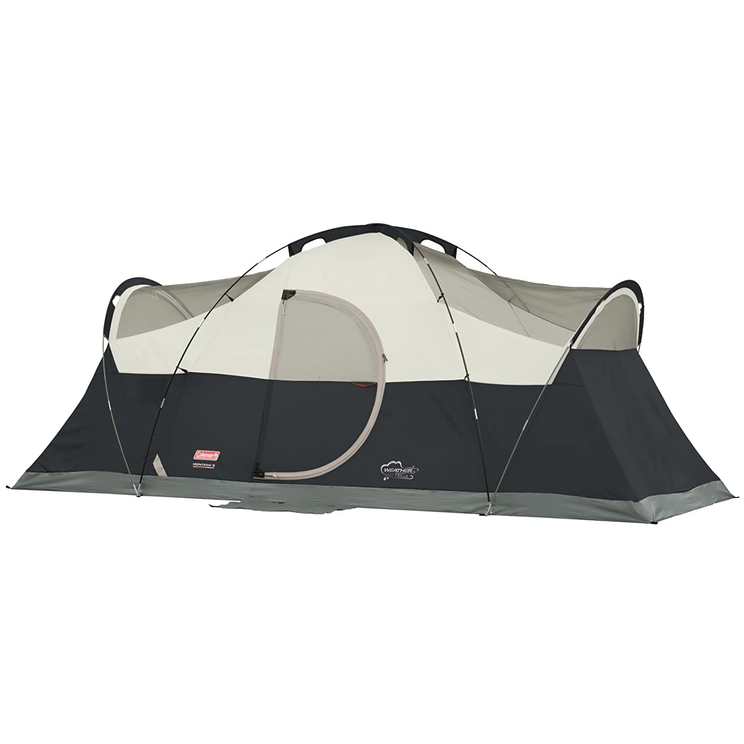 sc 1 st  Amazon.com & Amazon.com : Coleman Montana 8-Person Tent Black : Sports u0026 Outdoors