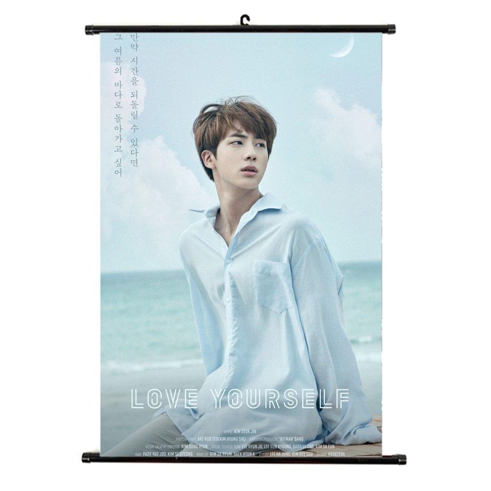 Cianowegy Kpop Bts Bangtan Boys Poster Love Yourself Tear Poster