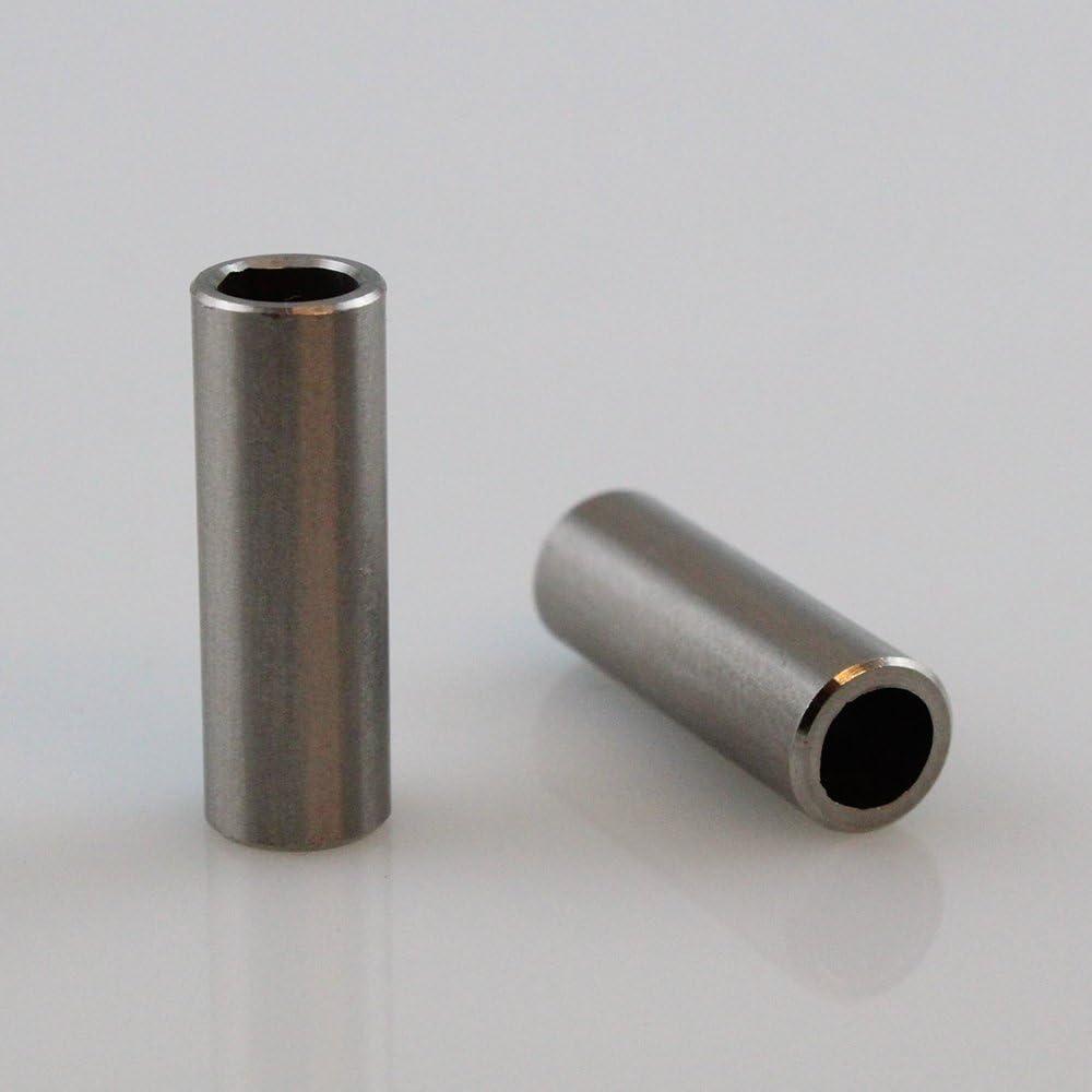 M10 x 1.0 in acciaio inox 20 mm od Distanziatore//inserisci//Bush scegli lunghezza 8 mm 35 mm