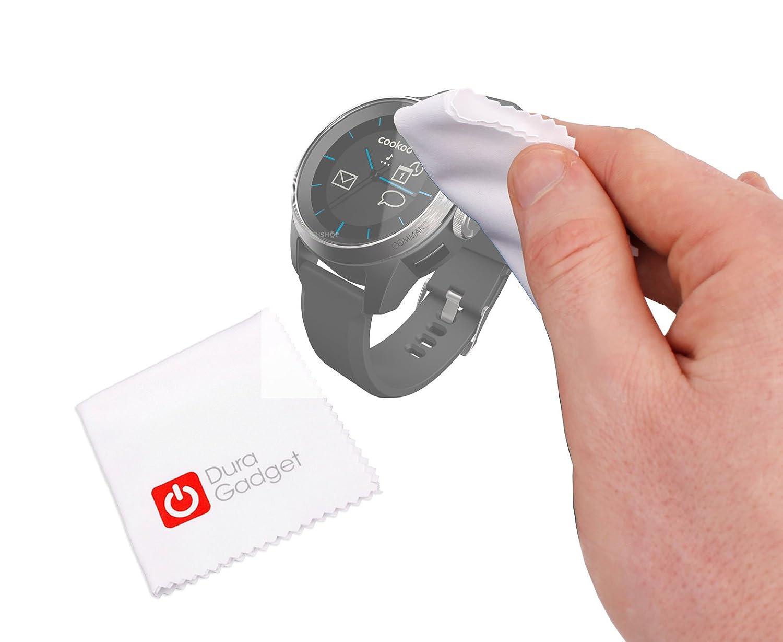 DURAGADGET Paño Limpiador Reloj Cookoo Smartwatch/Empath ...