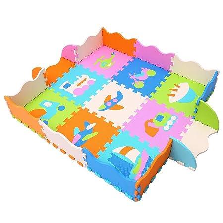 Almohadilla Impermeable Para Juegos Infantiles, Almohadilla ...