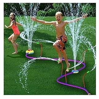 Hydro Twist Pipeline Sprinkler (color may vary)