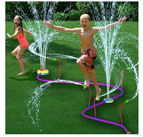Hydro Twist Pipeline Sprinkler by Prime Time Toys