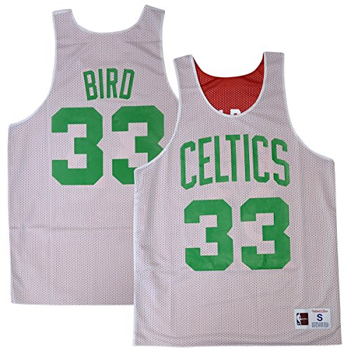 54508b1a15c Mitchell   Ness Larry Bird  33 Boston Celtics 1983 All Star Game Reversible  Mesh Tank