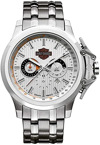 Harley Davidson 76B151 – Mens Wrist Watch