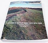 Polaris 2014-2016 Rzr Xp Xp4 4 1000 Service Shop Repair Manual 9926816 New Oem