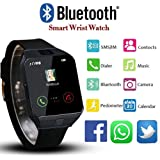 Smartwatch Cell Phone Bluetooth Watch for iPhone Android Samsung Galaxy
