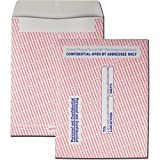 10'' Width x 13'' Length Confidential Inter-Dept Envelopes (100 Envelopes/Box) - BOS-QUA63778