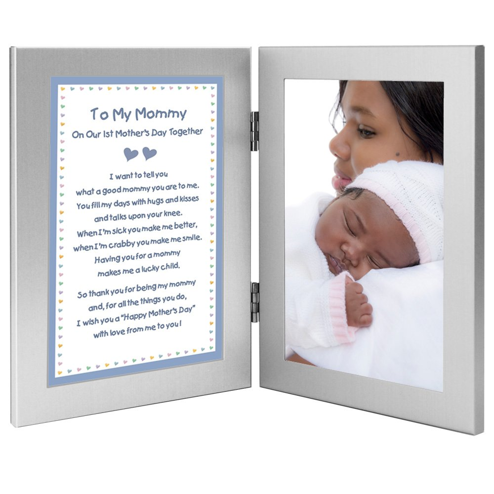 Gift for New Mom from Son Add Photo Mommy Gift From Baby Boy