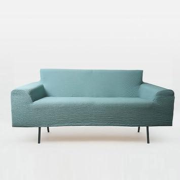 SCEDGJDVXBB Sofá de algodón Cubierta Protector,Elástico ...