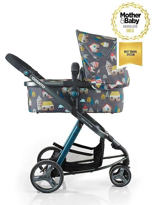Cosatto Giggle 2 casas cochecito de bebé y carrito: Amazon ...