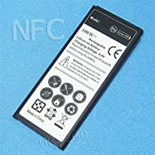 New High Capacity 4900mAh Extended Slim NFC Battery for Samsung Galaxy Note 4 SM-N910T T-Mobile SmartPhone USA