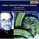Carl Philipp Emanuel Bach: Symphonies / Harpsichord Concerto - Florian Birsak / Camerata Salzburg / Sir Roger Norrington