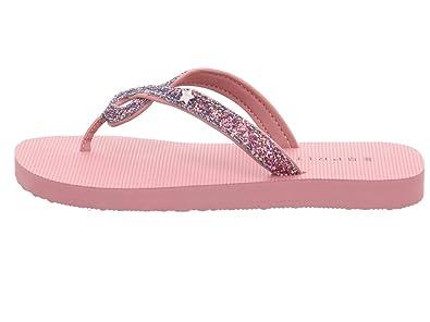 6af5abfb52de ESPRIT Women s Denise Glitter Thong Sandals pink Dark Pink  Amazon ...