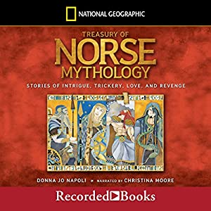 Treasury of Norse Mythology Audiobook