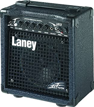 Laney LX12 solid state amplifier - 12 Watt
