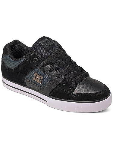 Chaussures automne marron Business homme  A Talon Composé Femme DC Shoes Pure SE - Low-Top Shoes - Chaussures - Homme 73UOvs