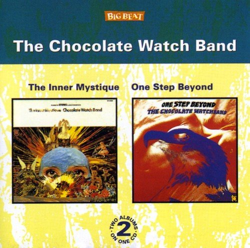 CD : The Chocolate Watchband - Inner Mystique / One Step Beyond (United Kingdom - Import)