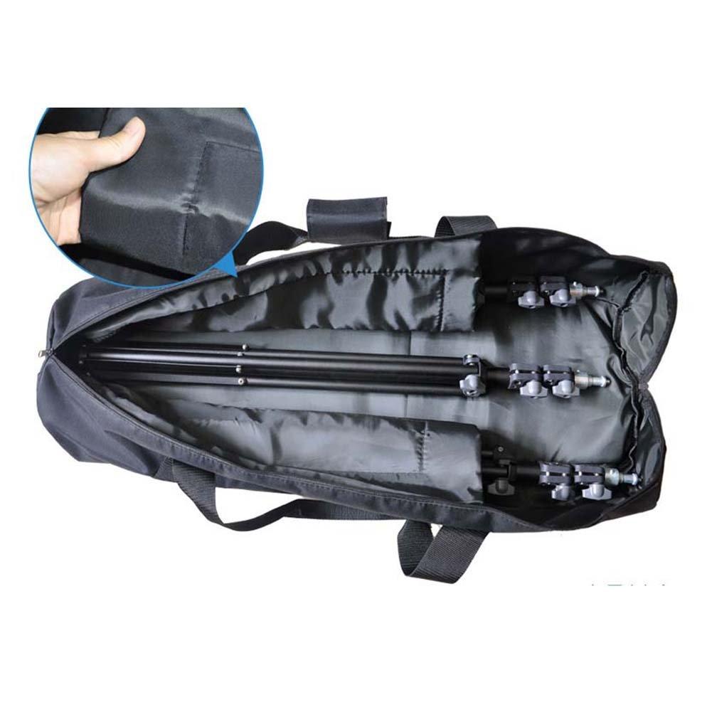 Multiusos Resistente al Agua Oxford 80/cm//100/cm Acolchado Caso de Almacenamiento de Bolsa de tr/ípode monopi/é Studio Kit HBP03