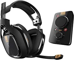 ASTRO Gaming A40 TR Headset + MixAmp Pro TR (PlayStation 4)