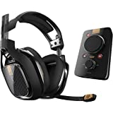 ASTRO 3AS4T-AGU9N-506 -  Cuffie gaming, 3.5 mm, micro USB, 20 - 24000 Hz, Colore: Nero