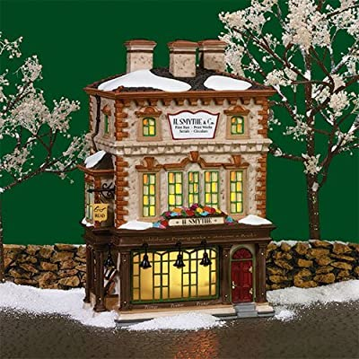 "Retired Original Series Dept 56 Heritage Village Collection Dickens' Village Series ""C.H. Watt Physician"""