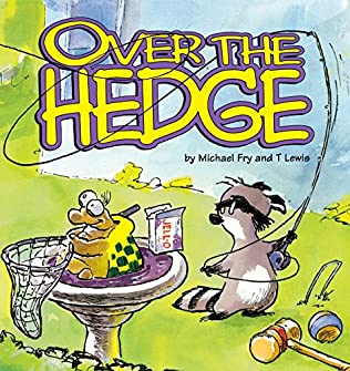 book cover of Over the Hedge