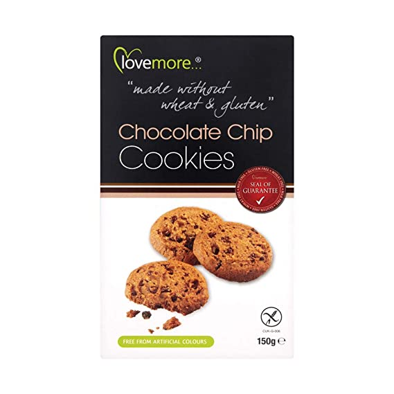 EL GRANERO GALLETAS CHOCOLATE CHIP SIN GLUTEN, 150 g: Amazon ...