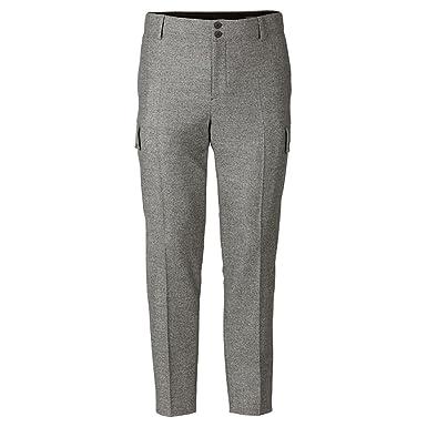 Wool Cargo Pants at Amazon Men's Clothing store: