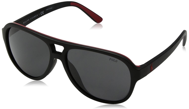 Ralph Lauren Polo 0PH4123, Gafas de Sol para Hombre, Matte ...