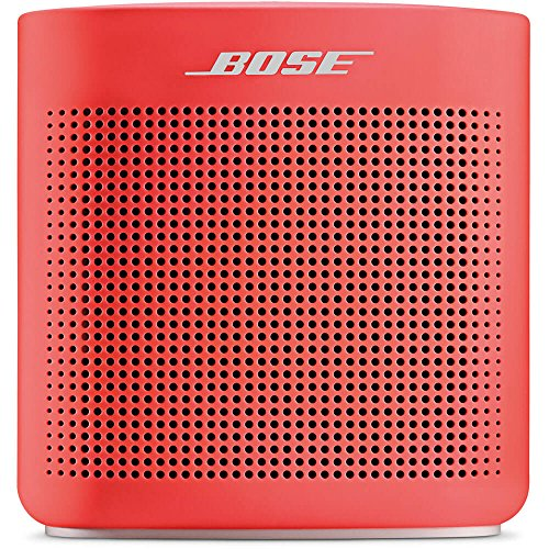 Bose SoundLink Color Bluetooth Speaker II - Coral Red (Speaker Bose Iii)