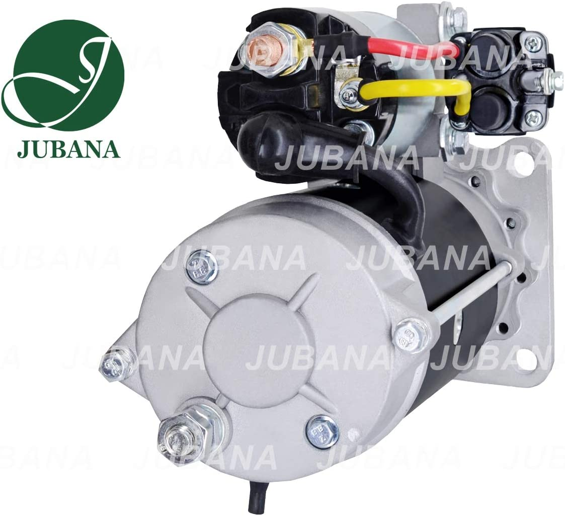 JUBANA 123708327 Starter with Planetary Reduction Gear 12V 4,2kW