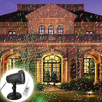 Amazon.com : Gemmy Christmas LED Spotlight Green : Patio, Lawn ...