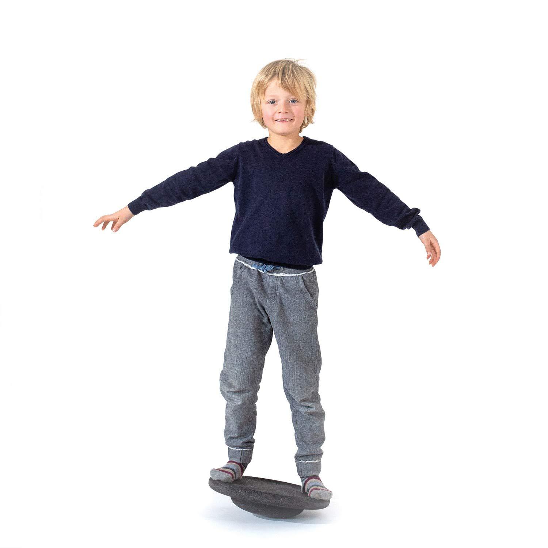 Outdoorbereich Edukation Didaktik Aquaspiel und -spa/ß Indoor-Spielbereich Joboo Kreiselstein Balance Board Gleichgewicht Training belastbar bis 180 kg Therapie