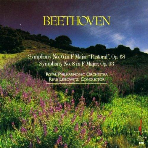 beethoven symphonies leibowitz - 3